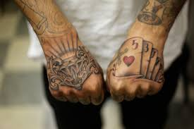 sick tattoos for men