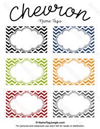 12 awesome free customizable candy buffet labels chevron labels