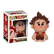 amazon funko pop disney wreck ralph vinyl figure funko