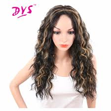 compare prices on long natural curly hairstyles online shopping