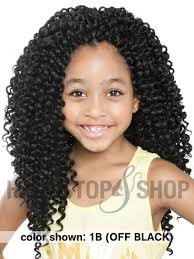 crochet hair mane concept afri naptural kids crochet water wave braid