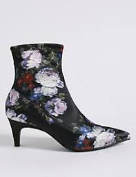 womens boots marks and spencer womens boots flat heeled boots m s