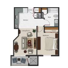 senior apartment floor plans delray beach fl