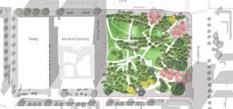 Park West Landscape by West 8 Urban Design U0026 Landscape Architecture Projects Miami