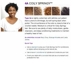 4d natural hair how to determine hair type on natural hair kinkycurlycoilyme