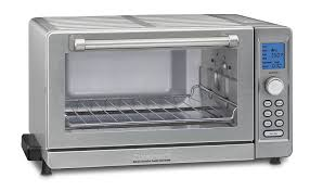 Convection Toaster Oven Reviews Consumer Reports Amazon Com Cuisinart Tob 135n Deluxe Convection Toaster Oven