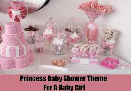 girl themed baby shower princess theme baby shower ideas diabetesmang info