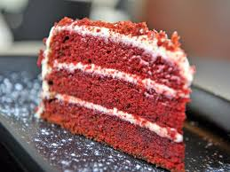 here u0027s the main difference between red velvet and chocolate cake