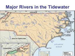 North Carolina rivers images North carolina geography the tidewater region jpg