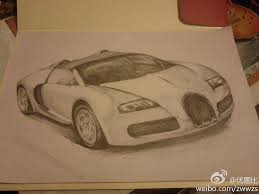 bugatti car drawing drawing bugatti veyron by youtubi on deviantart