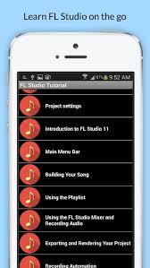 tutorial fl studio download free flstudio 12 11 full tutorials 1 5 apk download android