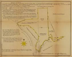 Maps Of Washington Dc by 1793 Map Of Carroll Family Land In Washington Ghosts Of Dc