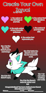 Creating Your Own Meme - create your own zorua meme by kaitkat123 on deviantart