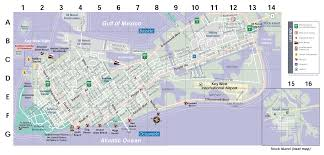 Map Of The Keys Florida by Map Of Key West World Map Photos And Images