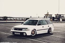 1998 subaru forester slammed when you send your classmate a pic of a nissan stagea autech 260rs