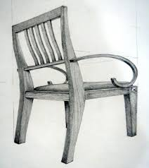 chair pencil drawing diy aquatechnics biz