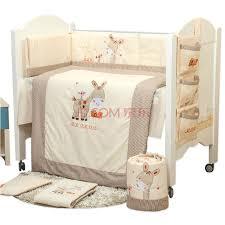Unisex Crib Bedding Sets Crib Bedding Set Unisex Baby Bedding Set 100 Cotton Cot Bedding