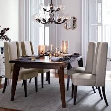 Inspiring West Elm Dining Room Chairs  On Glass Dining Room - West elm dining room table