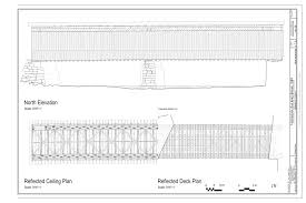 Reflected Floor Plan by File North Elevation Reflected Ceiling Plan Reflected Deck Plan