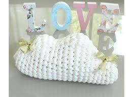 coussin chambre enfant nuage déco bébé décoration décoration chambre enfant