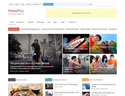 Native Home Design News 20 Best News Wordpress Themes 2017 Athemes
