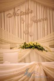 wedding backdrop initials weddingdecor reception backdrop headtable caketable drapery