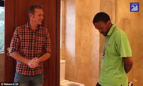 friends renting oscar pistorius u0027 house apologise for youtube video