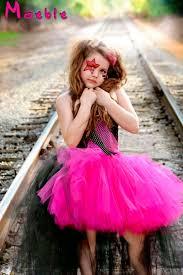 Rockstar Halloween Costumes Aliexpress Buy Rockstar Queen Children Tutu Dress