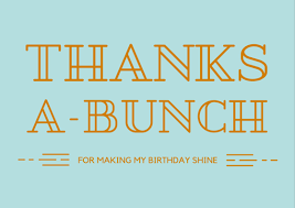 birthday thank you notes birthday gift thank you note wording exles free resource