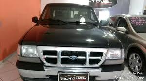 ranger ford 2001 ford ranger xlt 2 5 turbo diesel ano 2001 completa youtube