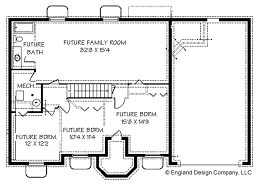 Ranch Basement Floor Plans House Plans Bluprints Home Plans Garage Plans And Vacation Homes