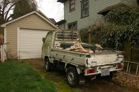 kei truck old parked cars 1987 honda acty super deluxe