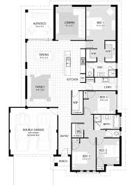 baby nursery house plans for large families floor plan idea i