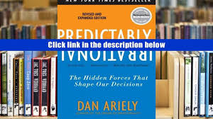 pdf predictably irrational revised and expanded edition the