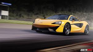 mclaren p1 crash test assetto corsa u0027ready to race u0027 dlc car pack arrives may 18