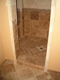 bathroom cool interior paint color with tiled showers and tile