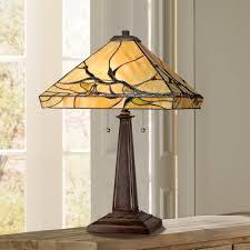 craftsman style kitchen lighting budding branch robert louis tiffany table lamp tiffany style