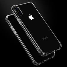 exterior xplus construction clear soft tpu air cushion shockproof anti scratch back case for