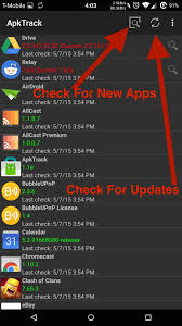 how to update apps android find updates for non play store apps on android more easily with
