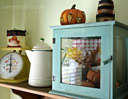fall kitchen decorating ideas simple september 2015
