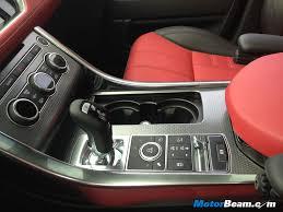 range rover sport interior range rover sport first drive