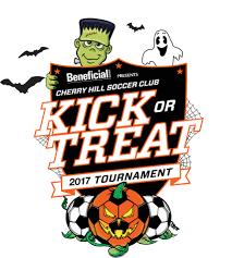 halloween medals chsc kick or treat tournament
