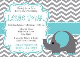 baby boy shower invites 10 best impressive elephant baby shower invitations images