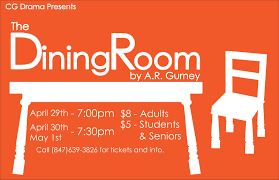 the dining room play script a review of the dining room by a r