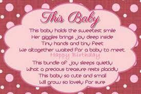 baby girl birthday the 55 birthday wishes for baby girl wishesgreeting