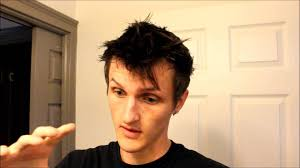 doctor who hairstyles the 10th doctor hair tutorial youtube