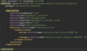 android package name android package name vs application id mindorks