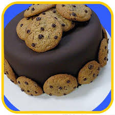 balloon and cookie delivery birthday cake delivery order birthday cakes online the office cake