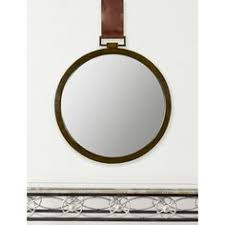 Oval Bathroom Mirror by Lapidus White Lacquer Oval Bathroom Mirror Bathrooms Pinterest