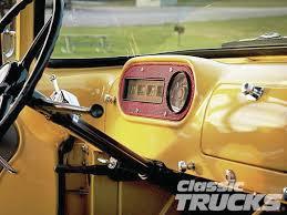 dodge truck dash 1957 dodge truck trucking rod